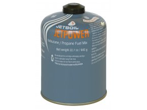 Plynová kartuše JETBOIL JetPower Fuel 450g