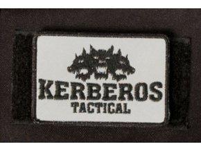 Velcro nášivka KERBEROS TACTICAL - reflexní