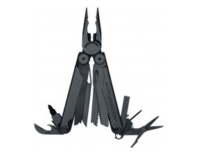 Multitool LEATHERMAN WAVE® BLACK