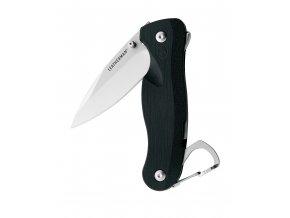 Zavírací nůž LEATHERMAN CRATER® C33L - hladké ostří