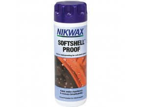 Impregnace na softshell NIKWAX - SOFTSHELL PROOF