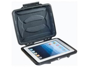 "Odolný obal na iPad 10"" PELICAN 1065cc Hard Back Case - Black"