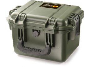 Vodotěsný odolný kufr PELICAN Storm Case iM2075 - Olive ( bez pěny )
