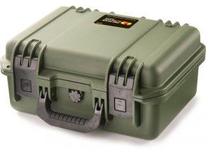 Vodotěsný odolný kufr PELICAN Storm Case iM2100 - Olive ( bez pěny )