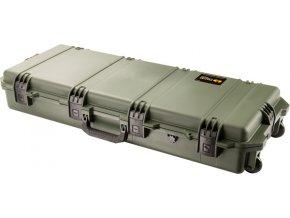Vodotěsný odolný kufr PELICAN Storm Case iM3100 - Olive ( bez pěny )