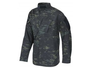 Blůza TRU-SPEC TRU Shirt - MultiCam® Black