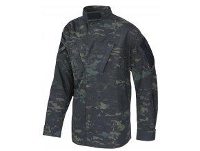 Blůza TRU-SPEC TRU Shirt - MultiCam® Black