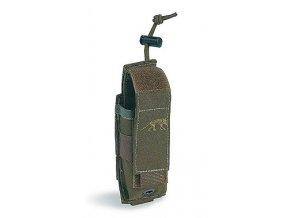 Uzavřená/otevřená sumka na samopalový zásobník TASMANIAN TIGER SGL Mag Pouch MP7 (20 & 30) - Olive
