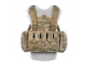 Hrudní nosič TASMANIAN TIGER Chest Rig Mk II M4 - MultiCam®