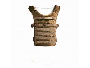 Zádový panel TASMANIAN TIGER Trooper Back Plate - Coyote Brown