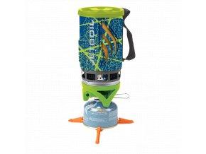 Plynový vařič JETBOIL Flash - Blue Desert