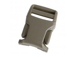 Přezka 25 mm TASMANIAN TIGER SR25 MOLLE - Olive