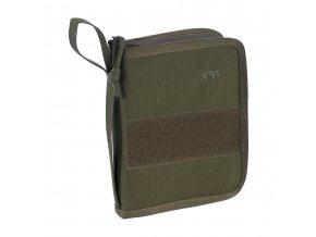 Obal na zápisník TASMANIAN TIGER Tactical Field Book - Olive