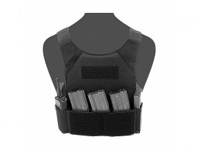 Nosič plátů WARRIOR ASSAULT SYSTEMS Covert Plate Carrier MK1 - Black
