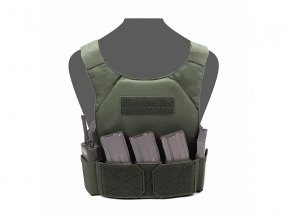 Nosič plátů WARRIOR ASSAULT SYSTEMS Covert Plate Carrier MK1 - Olive Drab