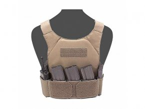 Nosič plátů WARRIOR ASSAULT SYSTEMS Covert Plate Carrier MK1 - Coyote Tan