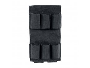 Panel na brokové náboje TASMANIAN TIGER 6RD Shotgun Holder - Black