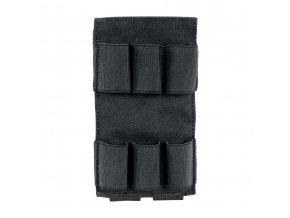 Panel na brokové náboje TASMANIAN TIGER 6RD Shotgun Holder - Black