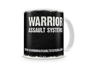 Hrnek WARRIOR ASSAULT SYSTEMS Mug Black