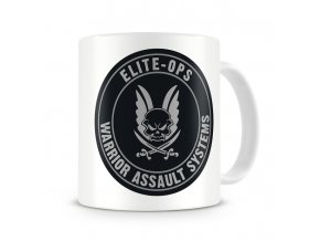 Hrnek WARRIOR ASSAULT SYSTEMS Mug Round Shield