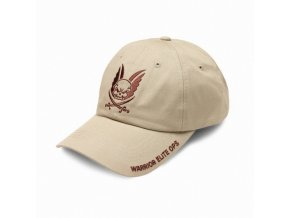 Kšiltovka WARRIOR ASSAULT SYSTEMS Embroidered Coyote Tan Cap