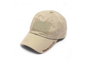 Kšiltovka WARRIOR ASSAULT SYSTEMS Velcro Coyote Tan Cap