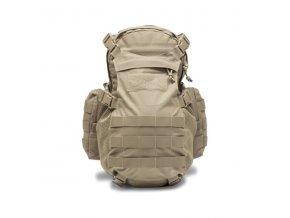 Batoh WARRIOR ASSAULT SYSTEMS Elite Ops Helmet Cargo Pack - Coyote Tan