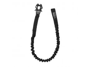 Jistící popruh WARRIOR ASSAULT SYSTEMS Personal Retention Lanyard - Black