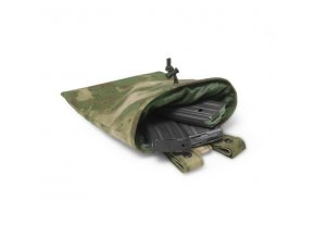 Odhazovák WARRIOR ASSAULT SYSTEMS Large Roll Up Dump Pouch - A-TACS FG