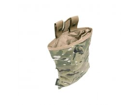 Odhazovák WARRIOR ASSAULT SYSTEMS Large Roll Up Dump Pouch - MultiCam