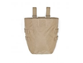 Odhazovák WARRIOR ASSAULT SYSTEMS Large Roll Up Dump Pouch Gen 2 - Coyote Tan