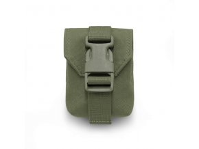 Sumka na granát WARRIOR ASSAULT SYSTEMS Single Frag Grenade Pouch Gen 2 - Olive Drab