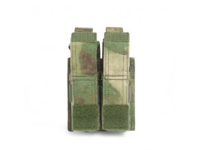 Sumka na zásobníky Warrior Assault Systems Direct Action Double DA 9mm Pistol Pouch - A-TACS FG