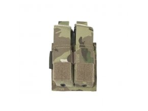 Sumka na zásobníky Warrior Assault Systems Direct Action Double DA 9mm Pistol Pouch - MultiCam