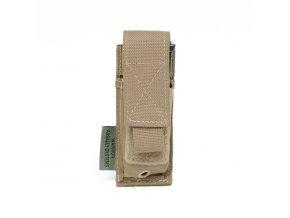 Sumka na zásobník Warrior Assault Systems Direct Action Single DA 9mm Pistol Pouch - Coyote Tan