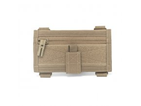 Mapové pouzdro na předloktí WARRIOR ASSAULT SYSTEMS Tactical Wrist Case - Coyote Tan