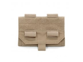 Admin sumka WARRIOR ASSAULT SYSTEMS Forward Opening Admin Pouch - Coyote Tan