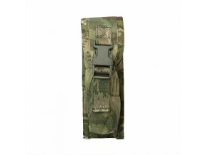 MOLLE pouzdro WARRIOR ASSAULT SYSTEMS Large Torch Suppressor Pouch - A-TACS FG