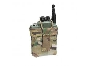 MOLLE pouzdro na vysílačku WARRIOR ASSAULT SYSTEMS Personal Role Radio Pouch - MultiCam