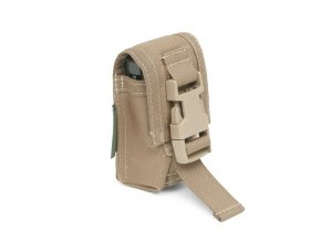 Sumka na kompas WARRIOR ASSAULT SYSTEMS Compass Pouch - Coyote Tan
