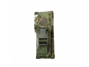 MOLLE pouzdro WARRIOR ASSAULT SYSTEMS Small Torch Pouch - A-TACS FG