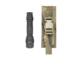 MOLLE pouzdro WARRIOR ASSAULT SYSTEMS Small Torch Pouch - MultiCam