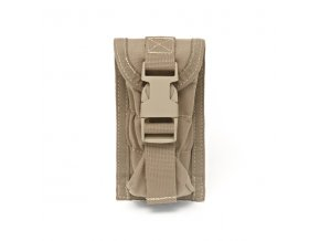 MOLLE pouzdro WARRIOR ASSAULT SYSTEMS MS 2000 Strobe Compass Pouch - Coyote Tan