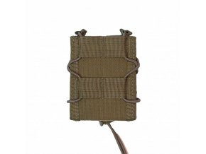 Univerzální sumka WARRIOR ASSAULT SYSTEMS Single Quick Mag - Coyote Tan