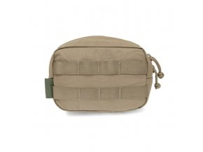 Univerzální sumka WARRIOR ASSAULT SYSTEMS Horizontal Utility Pouch - Coyote Tan