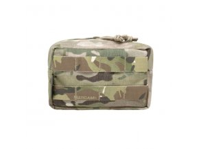 Univerzální sumka WARRIOR ASSAULT SYSTEMS Small Horizontal MOLLE Pouch - MultiCam