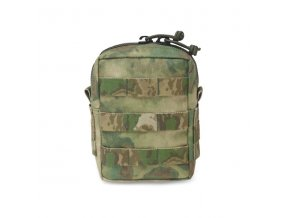 Univerzální sumka WARRIOR ASSAULT SYSTEMS Small MOLLE Utility Pouch - A-TACS FG