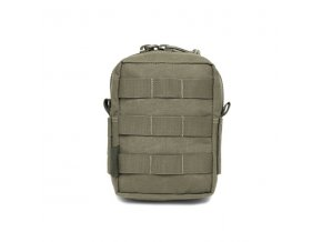 Univerzální sumka WARRIOR ASSAULT SYSTEMS Small MOLLE Utility Pouch - Ranger Green