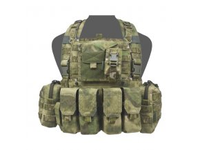 Hrudní nosič WARRIOR ASSAULT SYSTEMS 901 Elite Ops M4 Bravo Chest Rig  - A-TACS FG