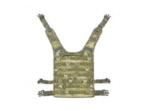 Zádový panel k Chest Rigům WARRIOR ASSAULT SYSTEMS Elite Ops Back Panel - A-TACS FG